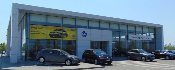 Porsche Novi Sad